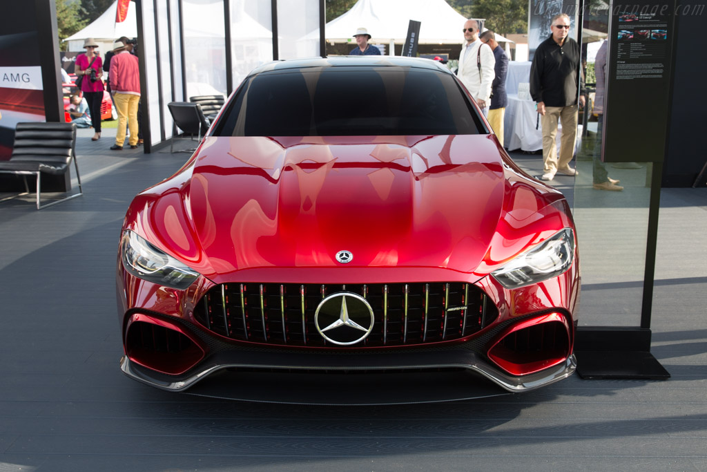 Mercedes-AMG GT Concept   - 2017 The Quail, a Motorsports Gathering
