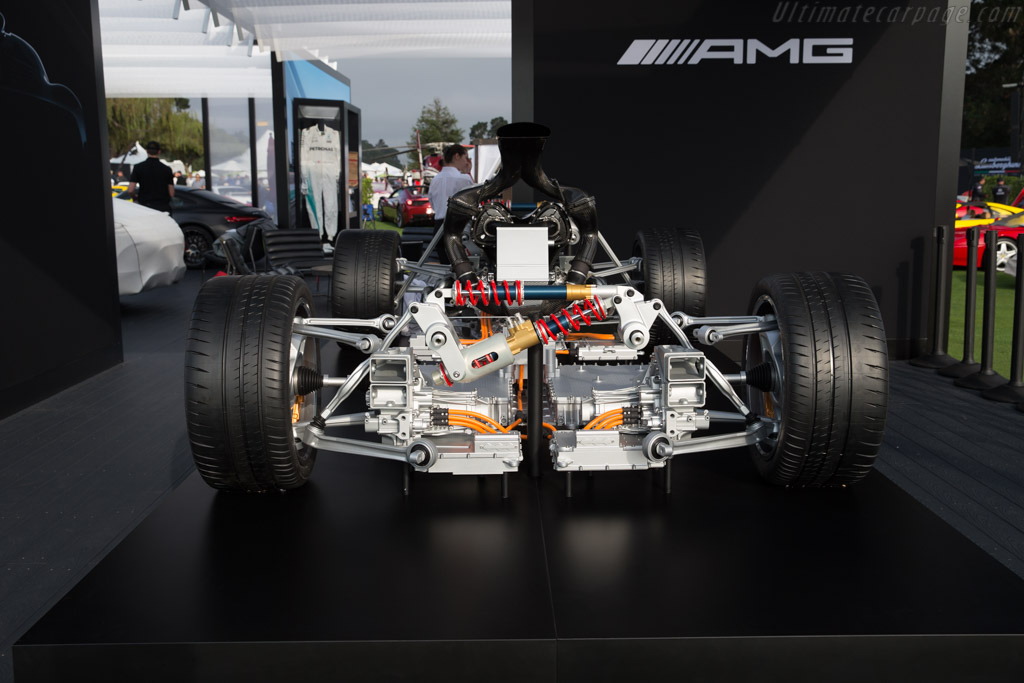 Mercedes-AMG Project One    - 2017 The Quail, a Motorsports Gathering
