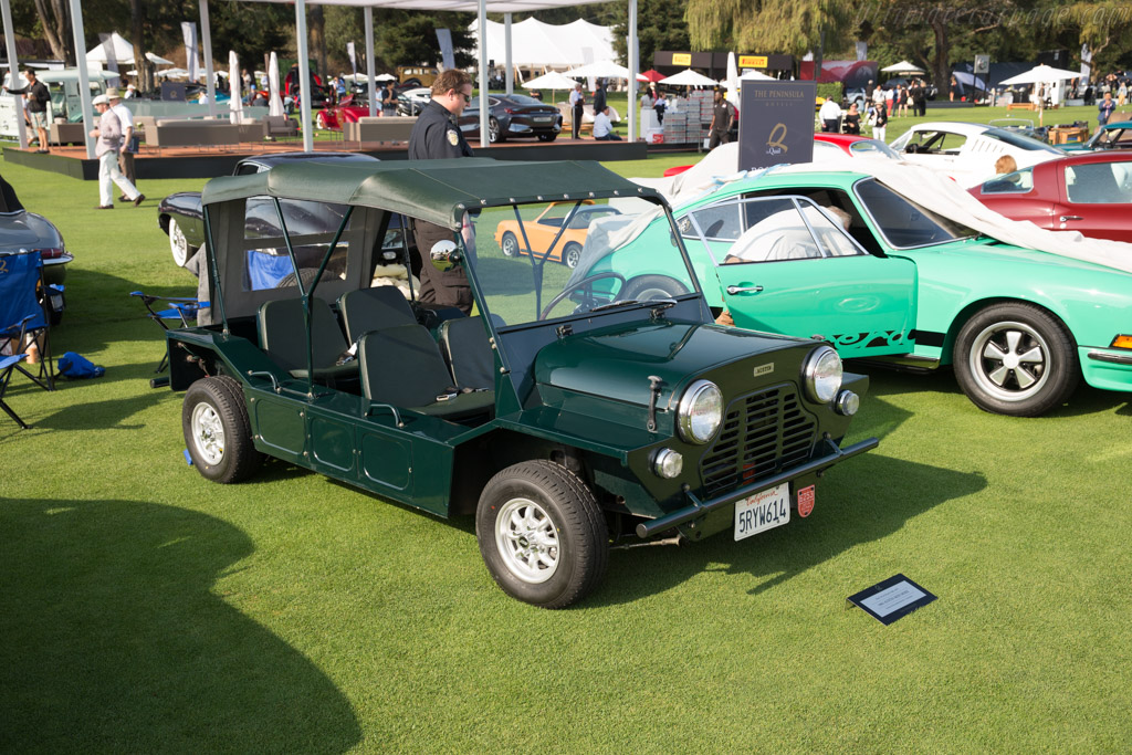 Mini Moke  - Entrant: Daniel & Katherine Roads  - 2017 The Quail, a Motorsports Gathering
