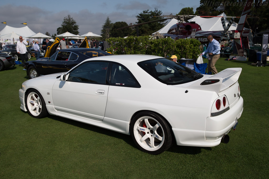 Nissan Skyline R33 GTR V-Spec - Chassis: RCNE33-006530 - Entrant: Jacko Luong  - 2017 The Quail, a Motorsports Gathering