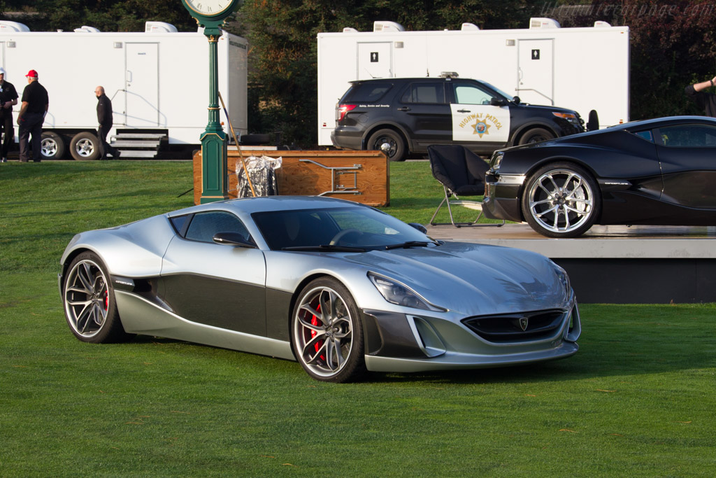 Rimac Concept One    - 2017 The Quail, a Motorsports Gathering