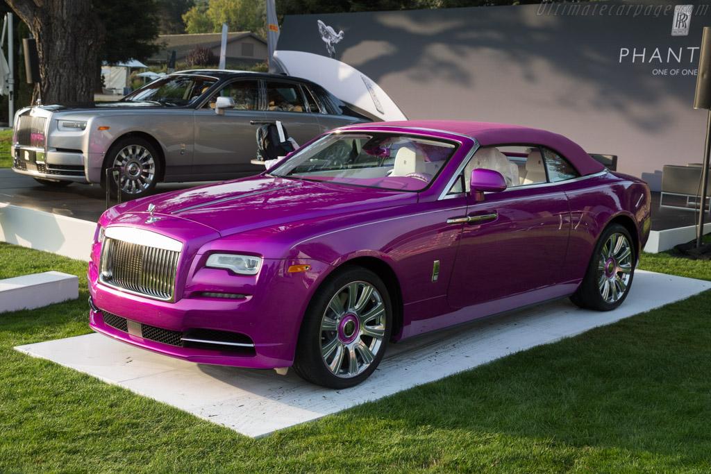 Rolls-Royce Phantom Cabriolet    - 2017 The Quail, a Motorsports Gathering