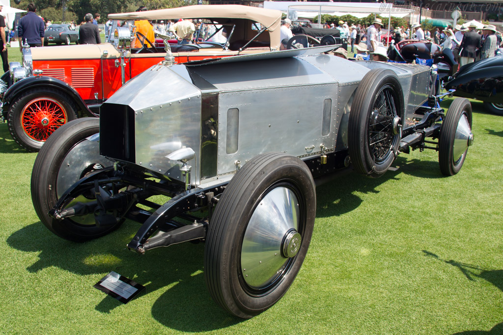 Rolls-Royce Silver Ghost Alpine Eagle - Chassis: 53LE - Entrant: David S. Morrison  - 2017 The Quail, a Motorsports Gathering