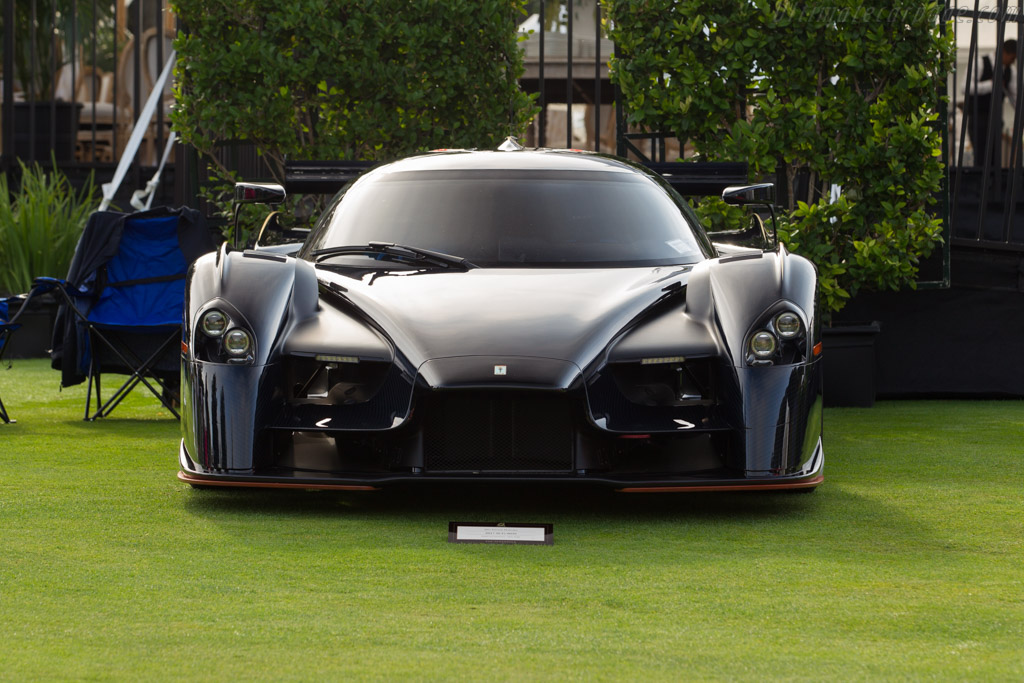 SCG 003CS  - Entrant: James Glickenhaus  - 2017 The Quail, a Motorsports Gathering