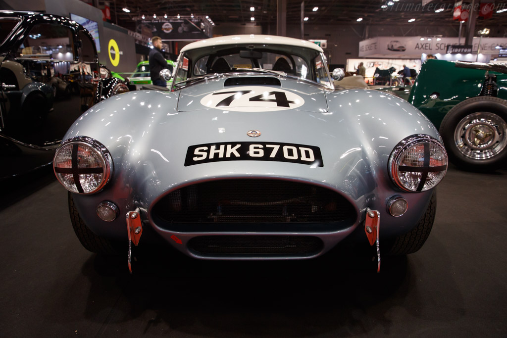AC Shelby Cobra - Chassis: COB6044 - Entrant: Will I'Anson  - 2019 Retromobile