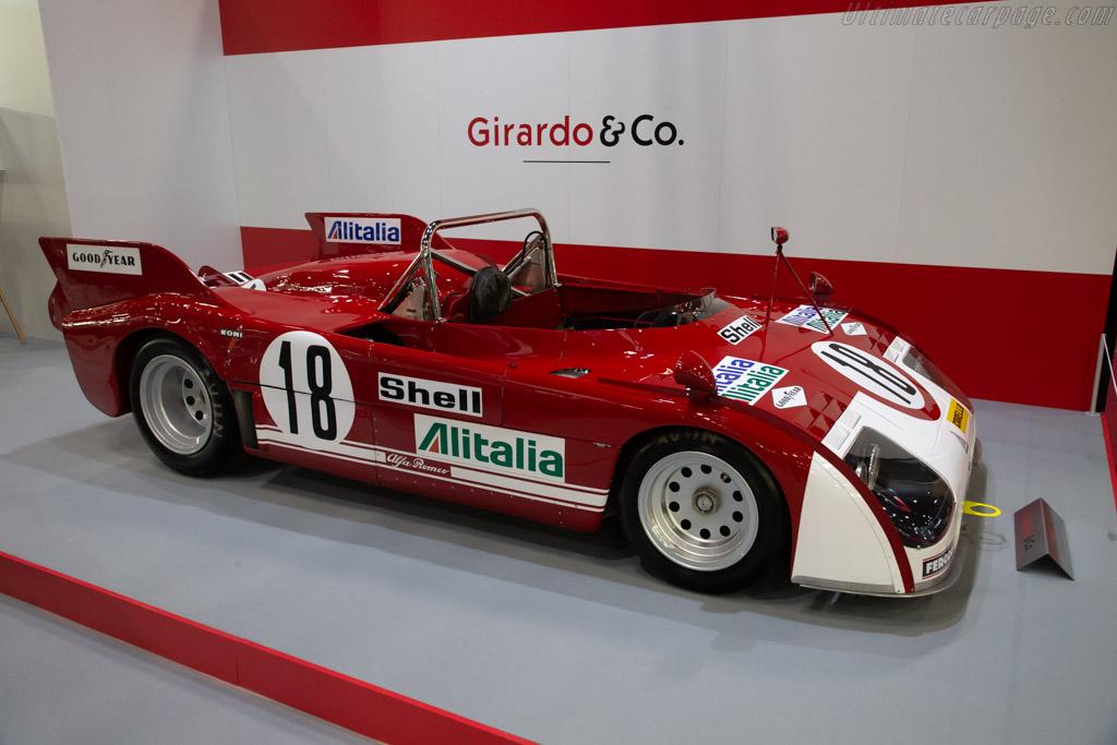 Alfa Romeo 33/TT/3 - Chassis: 11752-010 - Entrant: Girardo & Co.  - 2019 Retromobile