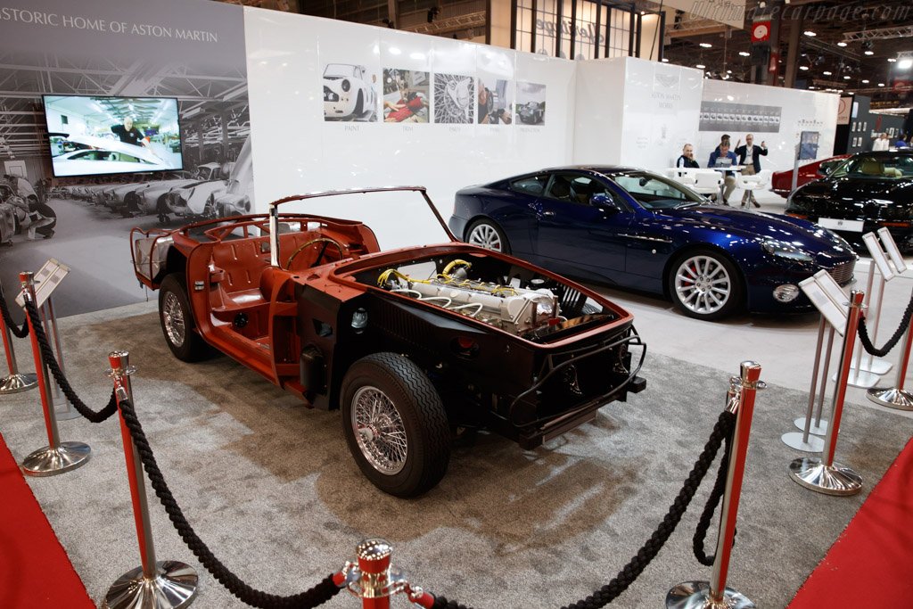 Aston Martin DB4 Convertible - Chassis: DB4C/1173/R   - 2019 Retromobile