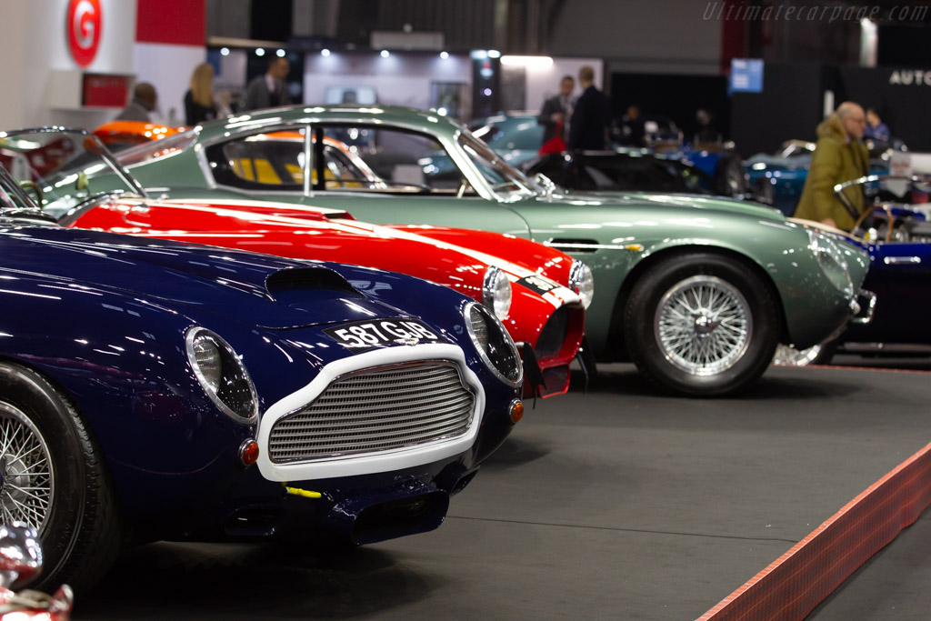 Aston Martin DB4 GT - Chassis: DB4GT/0124/R - Entrant: Fiskens  - 2019 Retromobile
