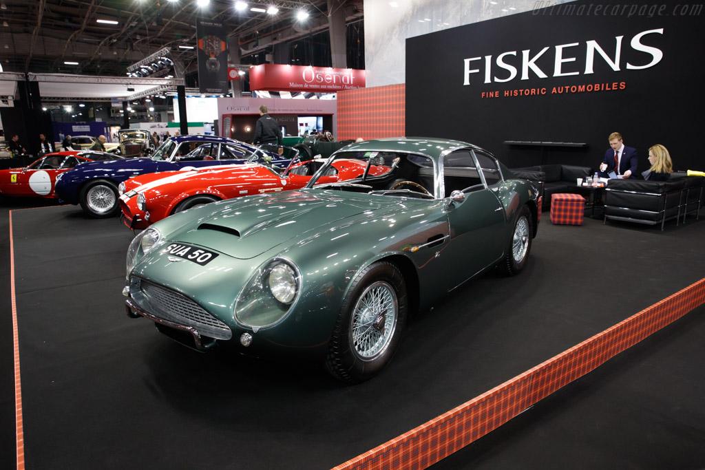 Aston Martin DB4 GT Zagato - Chassis: DB4GT/0181/L - Entrant: Fiskens  - 2019 Retromobile