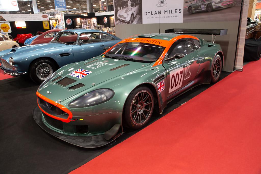 Aston Martin DBRS9 - Chassis: DBRS9/6  - 2019 Retromobile