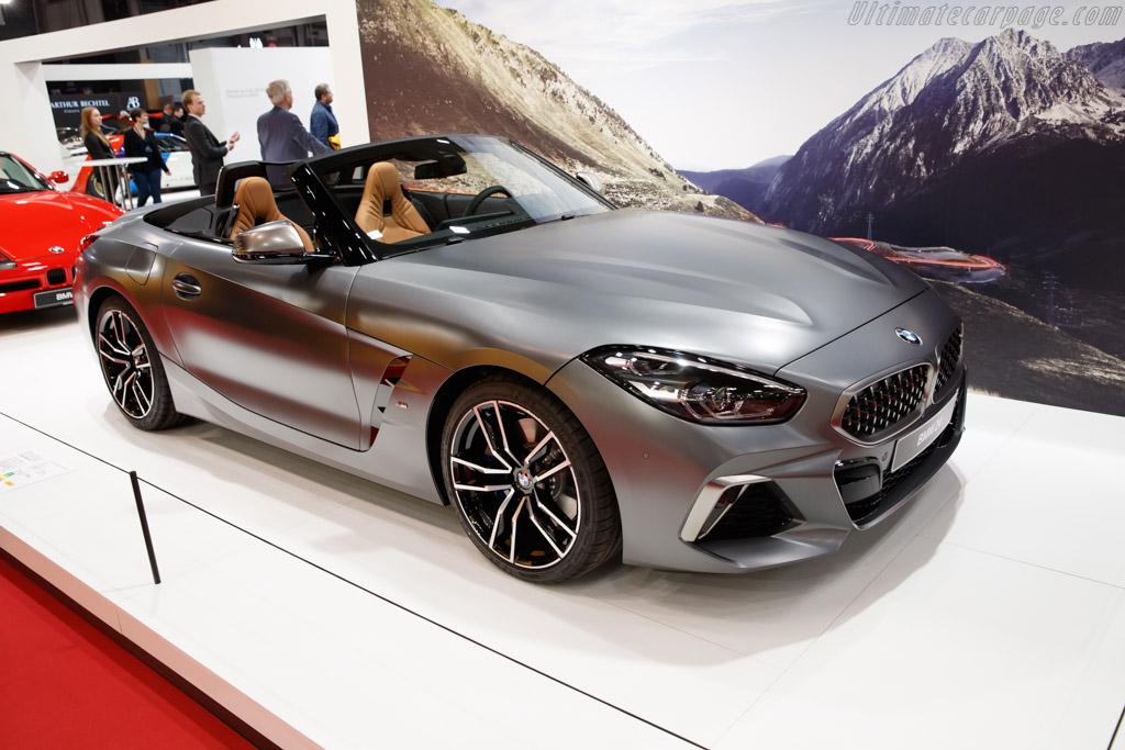 BMW Z4   - 2019 Retromobile