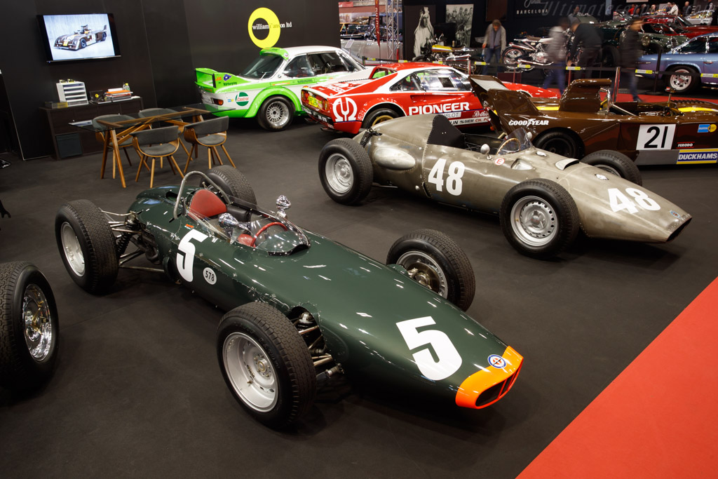 BRM P578 - Chassis: 5783 - Entrant: Will I'Anson  - 2019 Retromobile