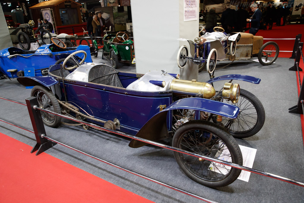 Bedelia    - 2019 Retromobile