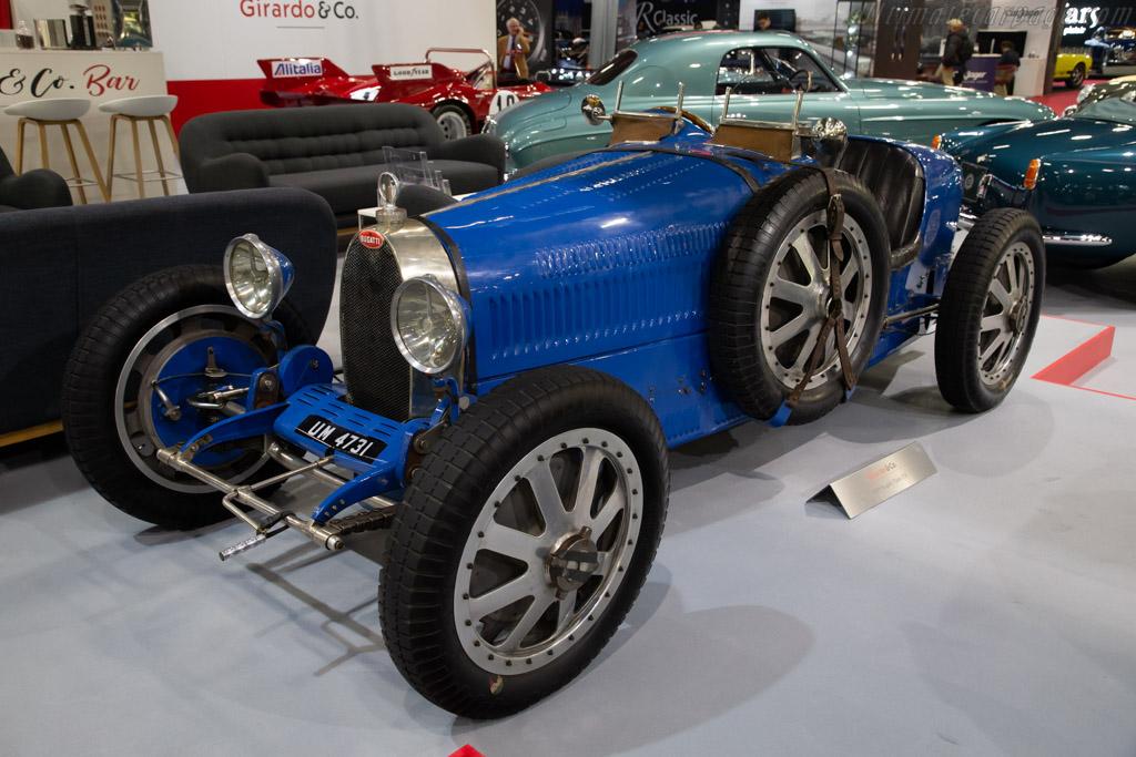 Bugatti Type 37A - Chassis: 37374 - Entrant: Girardo & Co.  - 2019 Retromobile