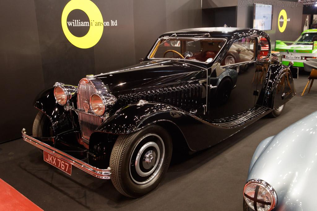Bugatti Type 57 Ventoux - Chassis: 57271 - Entrant: Will I'Anson - 2019 Retromobile