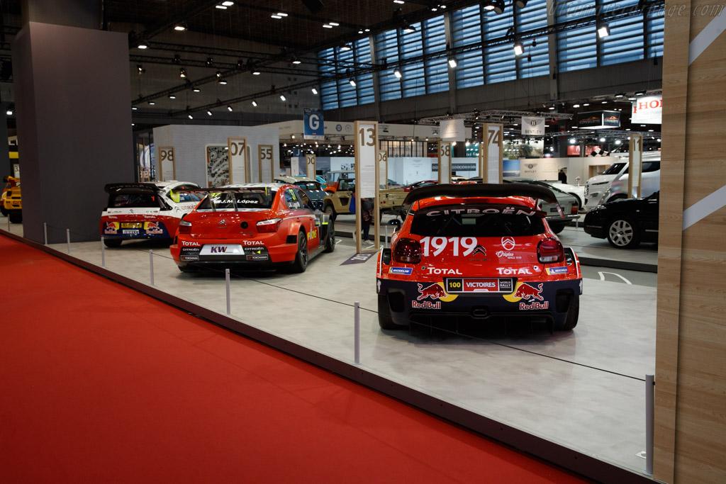 Citroën C3 WRC   - 2019 Retromobile