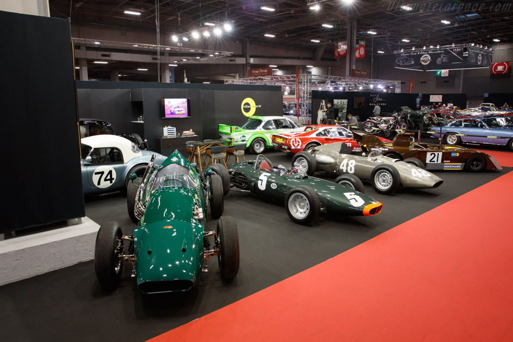 Connaught C-Type - Chassis: C8 - Entrant: Will I'Anson  - 2019 Retromobile