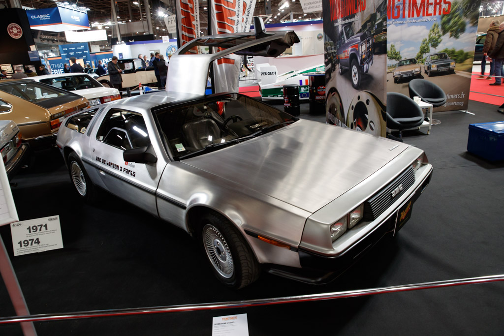 DeLorean DMC12    - 2019 Retromobile