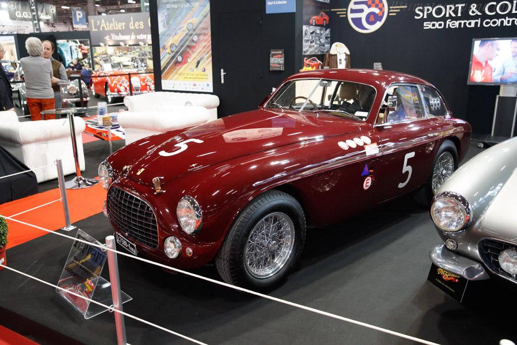 Ferrari 212 Export Touring Coupe - Chassis: 0088E  - 2019 Retromobile