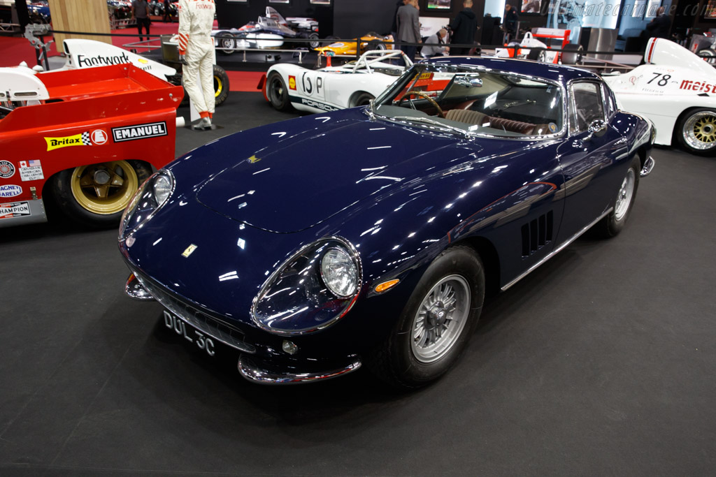 Ferrari 275 GTB  - Entrant: Tradex  - 2019 Retromobile