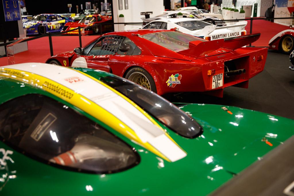 Ferrari 308 GTB Carma FF - Chassis: 18935 - Entrant: Tradex - 2019 Retromobile