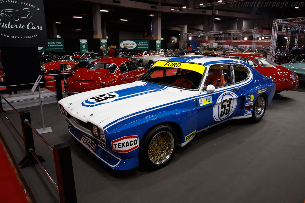 Ford Capri 2600 RS - Chassis: GAECLJ19997 - Entrant: Historic Cars  - 2019 Retromobile