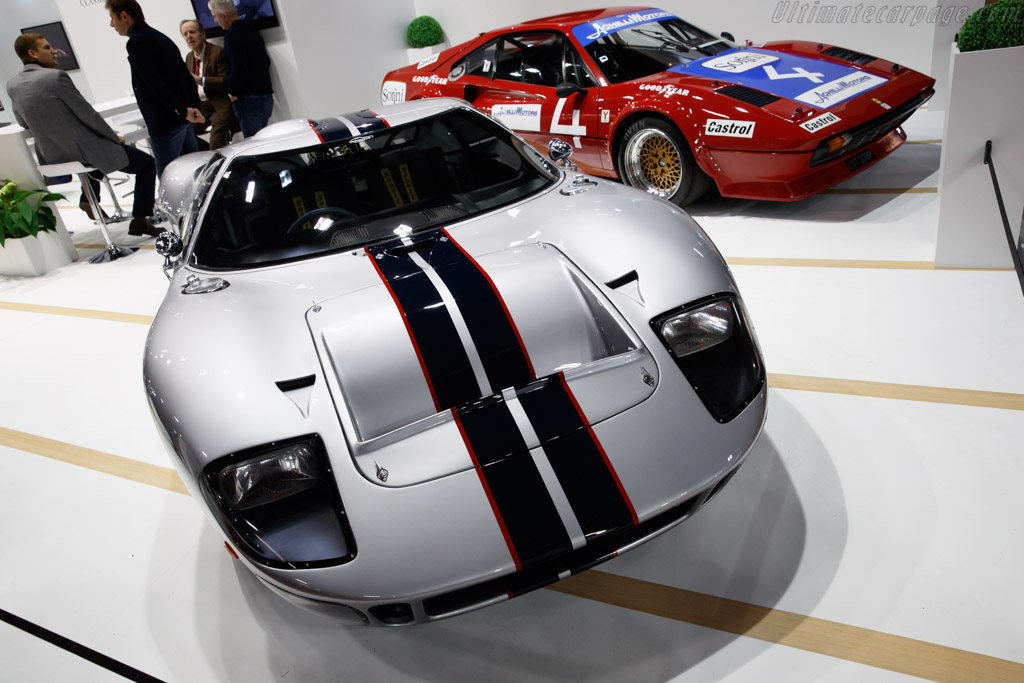 Ford GT40 - Chassis: GT40P/1088   - 2019 Retromobile
