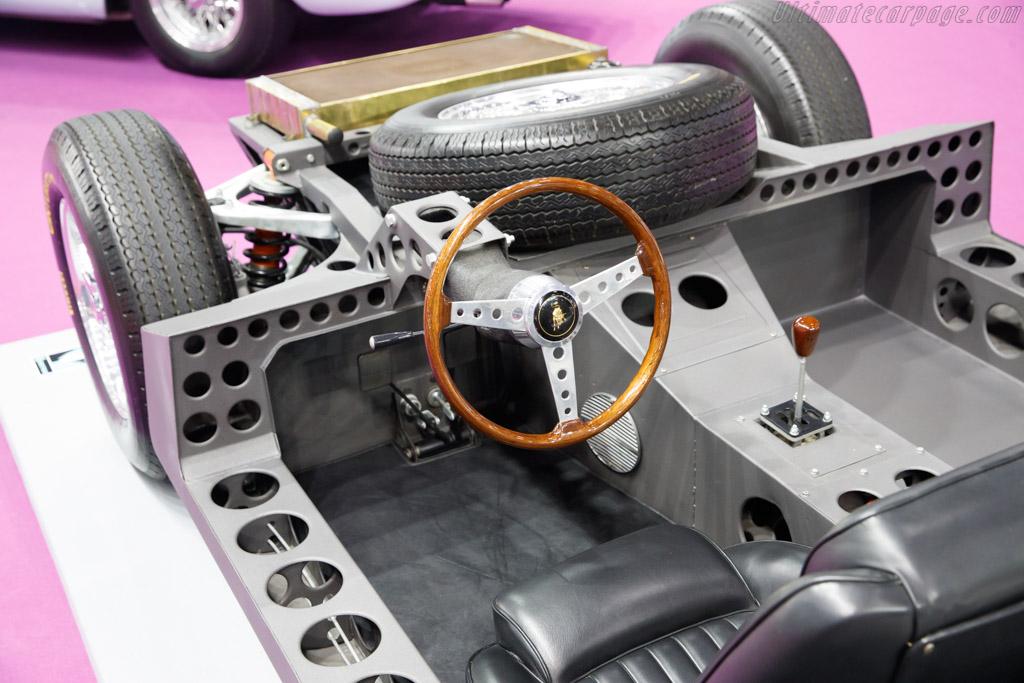 Lamborghini Miura P400  - Entrant: Kidston - 2019 Retromobile