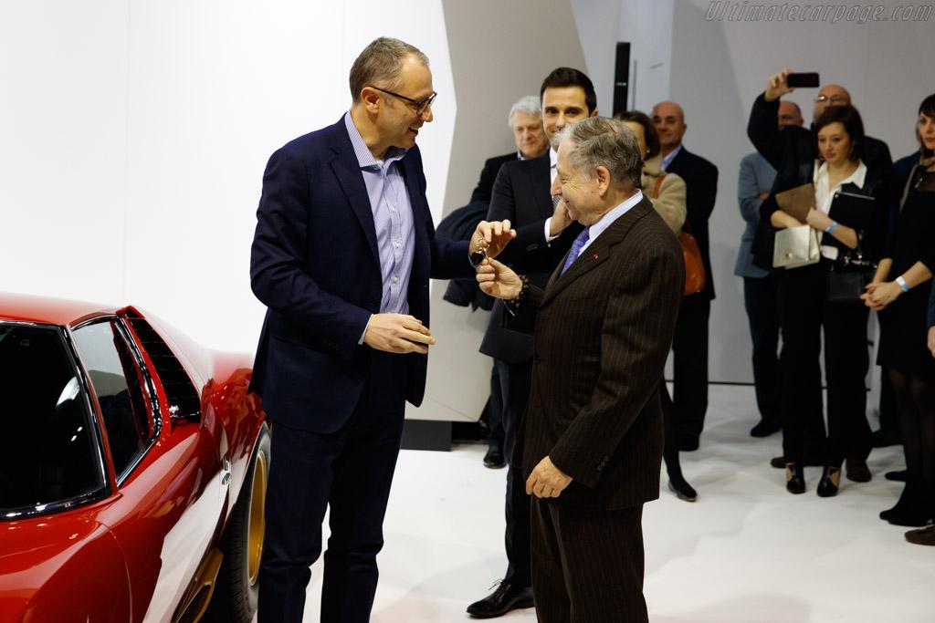 Lamborghini Miura SV - Chassis: 3673  - 2019 Retromobile
