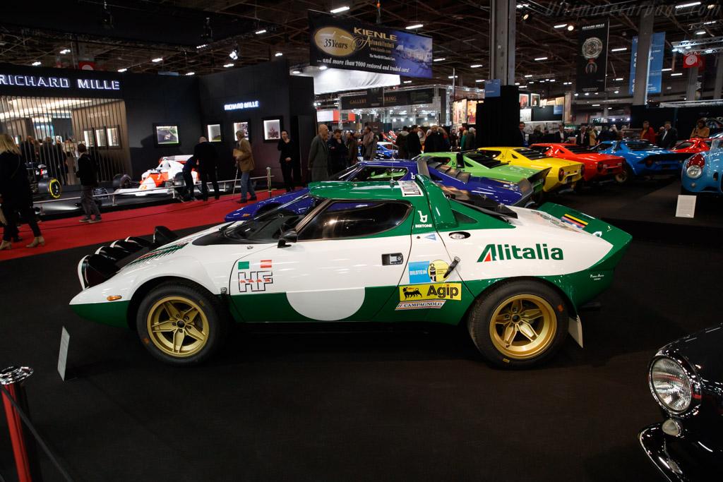 Lancia Stratos HF Group 4  - Entrant: Lukas Hüni - 2019 Retromobile