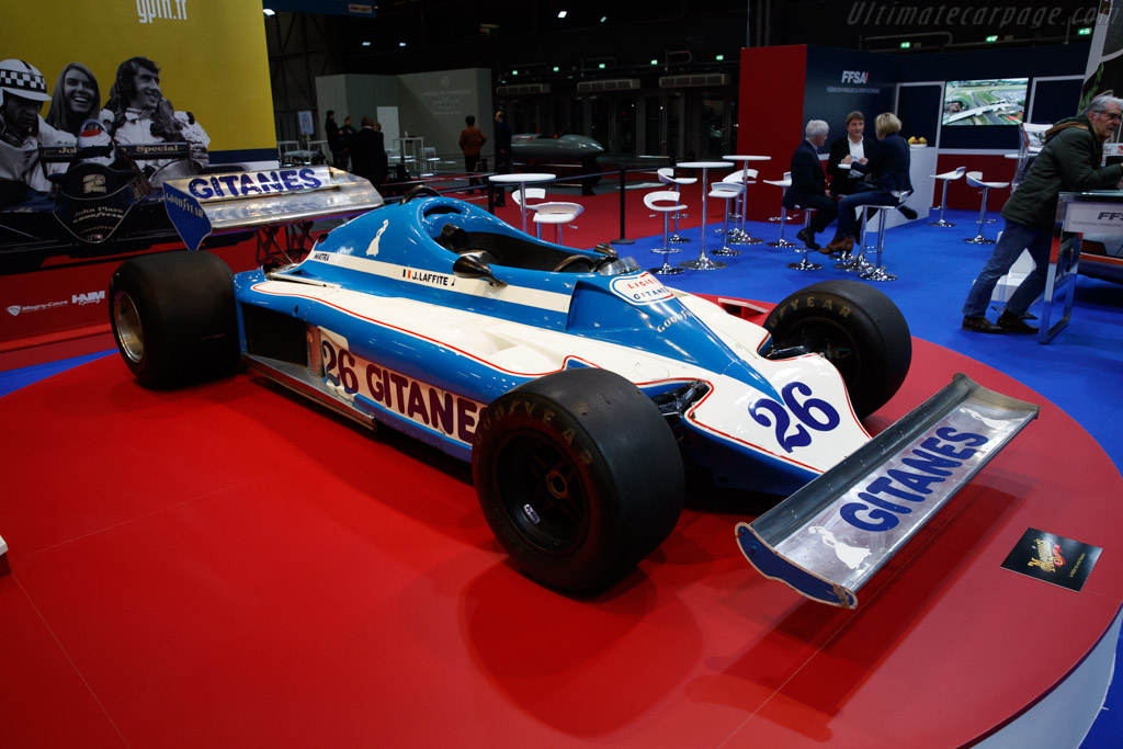 Ligier JS7 - Chassis: JS7/1  - 2019 Retromobile