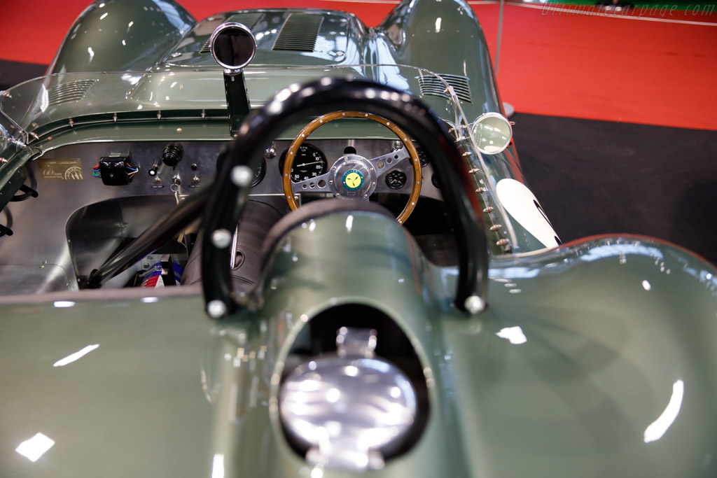 Lister Knobbly Jaguar - Chassis: BHL163C - Entrant: Ascott Collection  - 2019 Retromobile