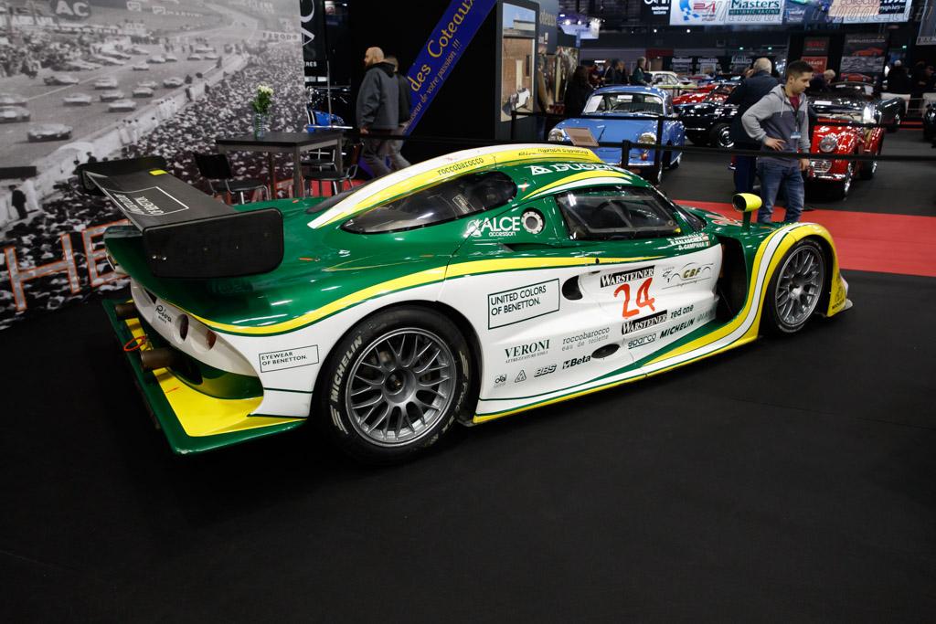 Lotus Elise GT1 - Chassis: 002 - Entrant: Tradex - 2019 Retromobile