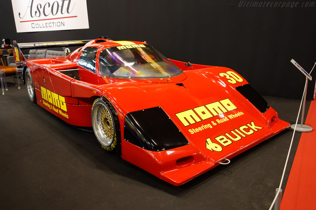 March 86G Buick - Chassis: 86G-10 - Entrant: Ascott Collection - 2019 Retromobile