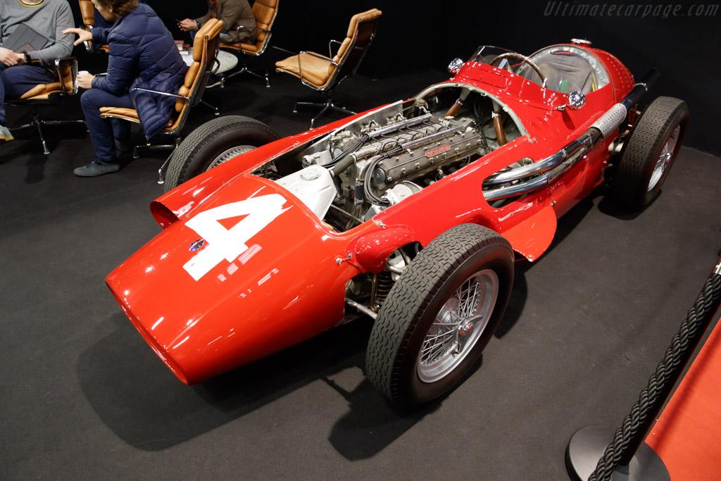 Maserati 250F - Chassis: 2515 - Entrant: Auxietre & Schmidt  - 2019 Retromobile