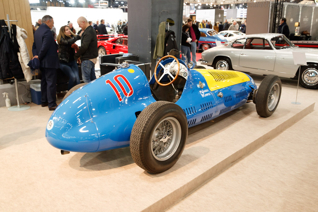 Maserati 4CLT - Chassis: 1600 - Entrant: Hoedlmayr  - 2019 Retromobile