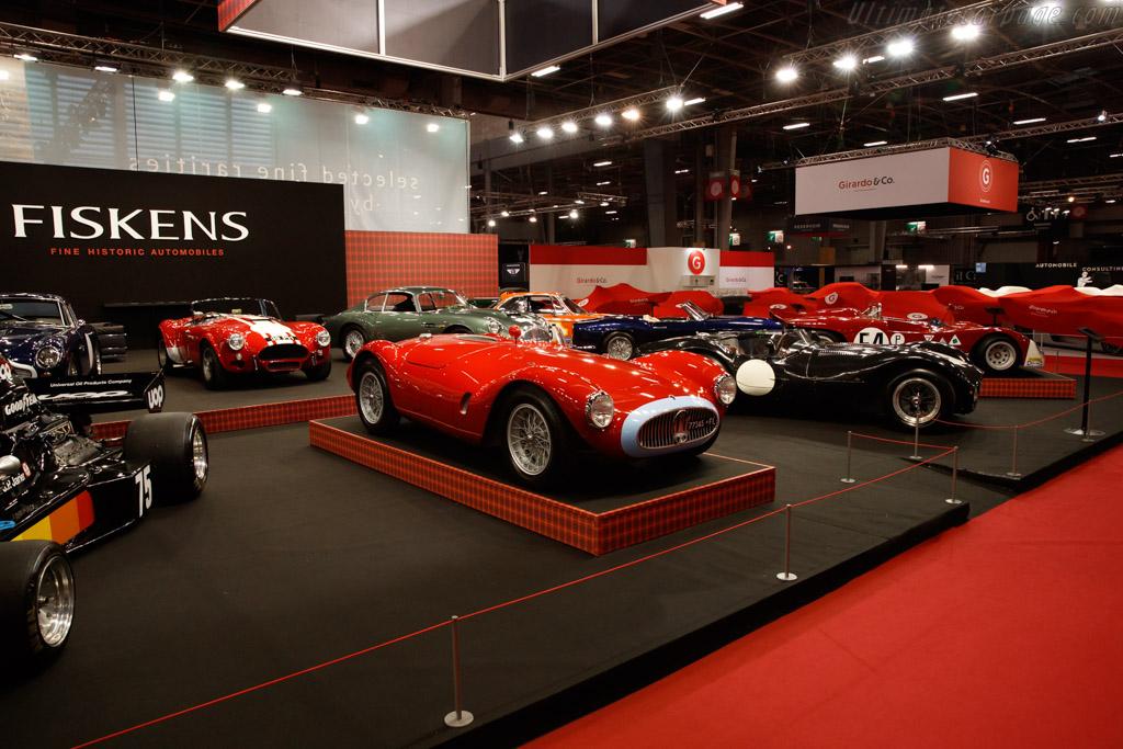 Maserati A6GCS/53 - Chassis: 2077 - Entrant: Fiskens  - 2019 Retromobile