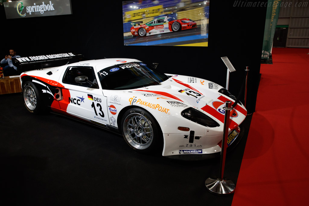 Matech-Ford GT3 - Chassis: MR08FORDGT3SN009  - 2019 Retromobile
