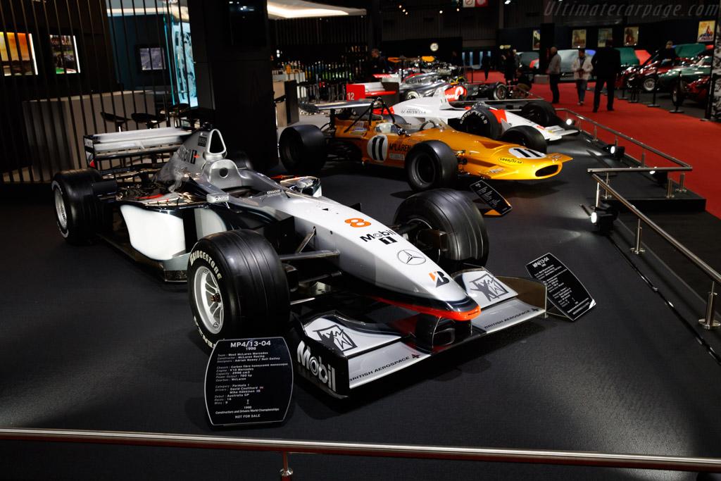 McLaren MP4/13 - Chassis: MP4/13-04 - Entrant: Richard Mille  - 2019 Retromobile