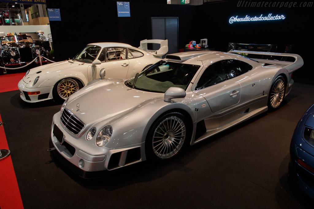 Mercedes-Benz CLK GTR   - 2019 Retromobile
