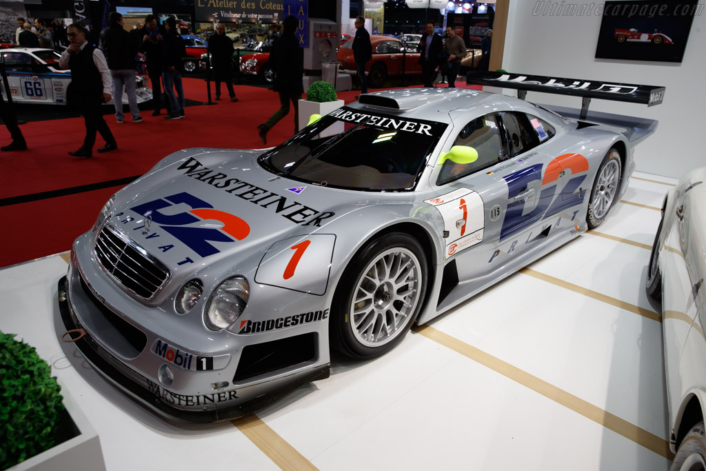 Mercedes-Benz CLK GTR - Chassis: 004   - 2019 Retromobile
