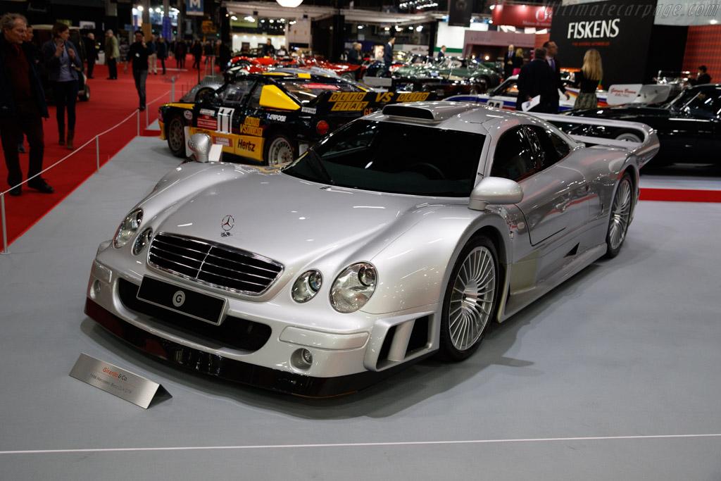 Mercedes-Benz CLK GTR Coupe - Chassis: WDB2973971Y000013 - Entrant: Girardo & Co. - 2019 Retromobile