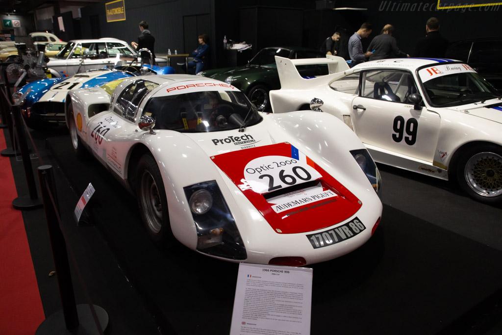 Porsche 906 - Chassis: 906-114   - 2019 Retromobile