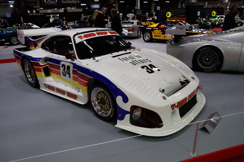 Porsche 935 K3 - Chassis: 930 890 0021 - Entrant: Girardo & Co. - 2019 Retromobile