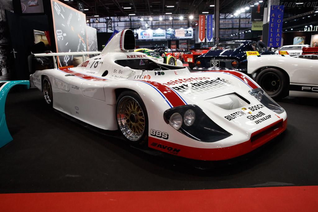 Porsche 936 - Chassis: 936-005 - Entrant: Tradex - 2019 Retromobile