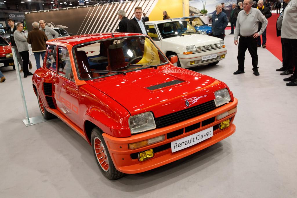 Renault 5 Turbo    - 2019 Retromobile