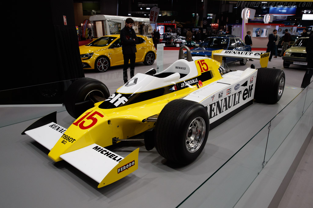Renault RE30    - 2019 Retromobile