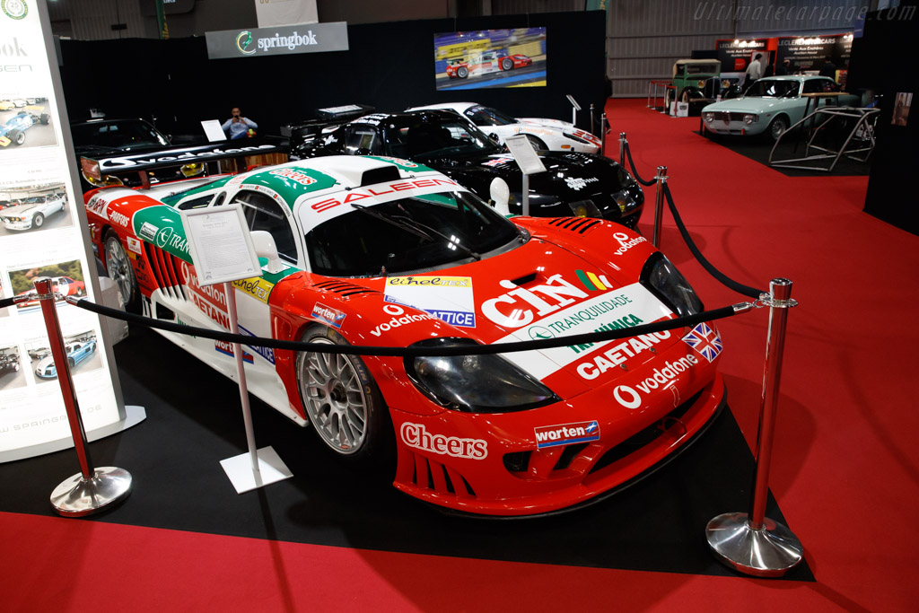 Saleen S7R - Chassis: 015R  - 2019 Retromobile