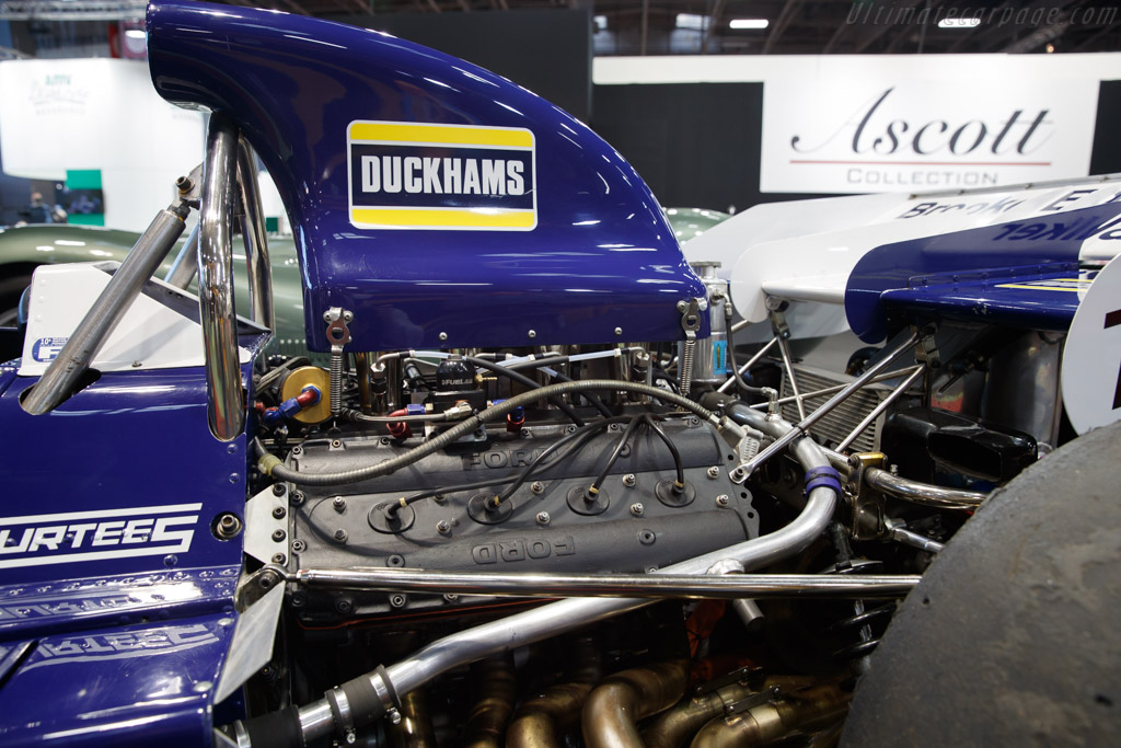 Surtees TS9B - Chassis: TS9-005 - Entrant: Ascott Collection - 2019 Retromobile