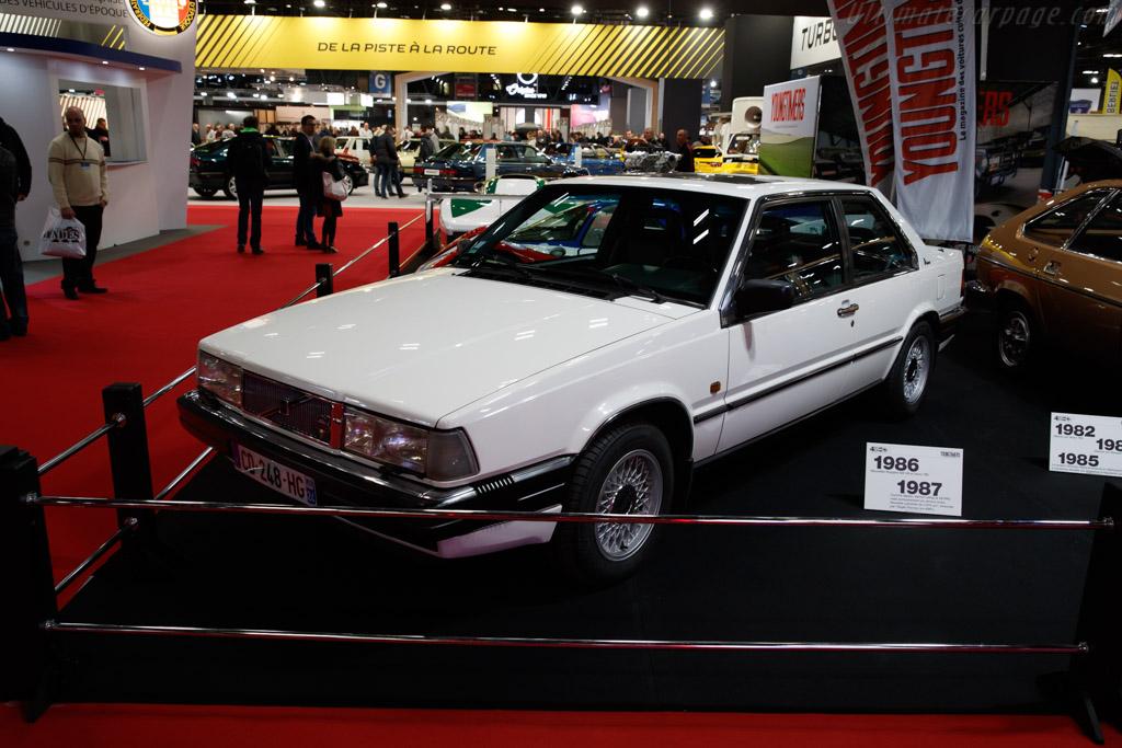 Volvo 780 Coupe - Chassis: 09627  - 2019 Retromobile